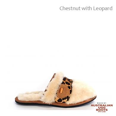 Chestnut with Leopard