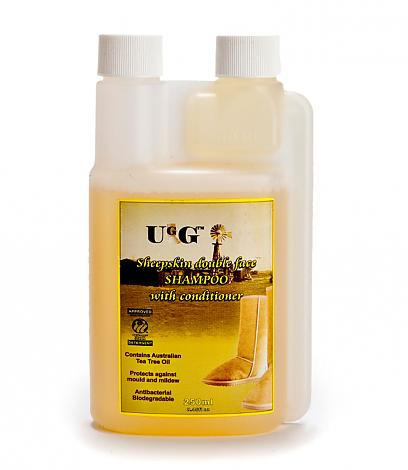 Keep your Uggs clean with Sheepskin Shampoo & Conditioner