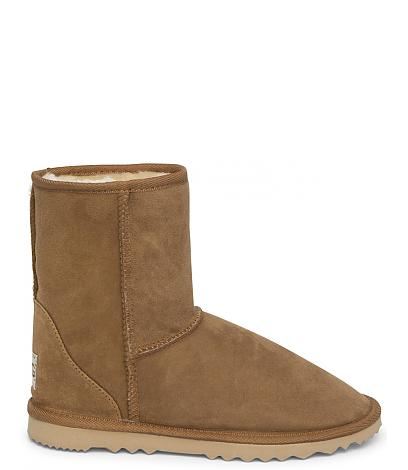 Chestnut Mens Classic Short Ugg Boot